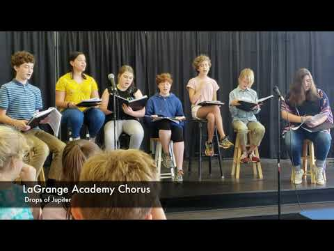 LaGrange Has Talent 2019    LaGrange Academy Chorus