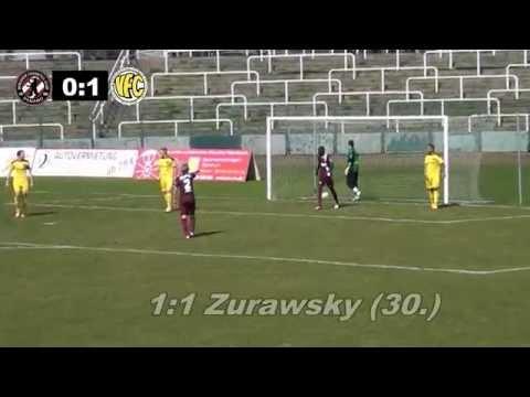 22. Spieltag  BFC Dynamo - VFC Plauen  2:1