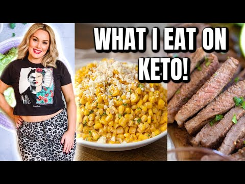 what-i-eat-to-lose-weight-2020-/-easy-keto-recipes-/-what's-for-dinner-2020-/-daniela-diaries