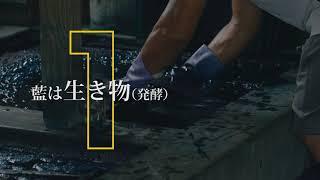 瞬庵  -藍染めの魅力- thumbnail