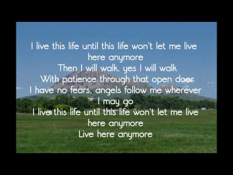 Live This Life ~ Big & Rich
