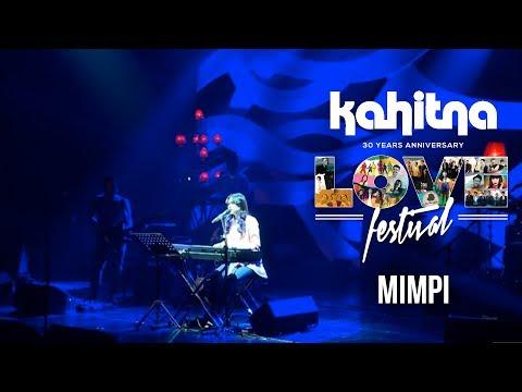 Isyana Sarasvati  Mimpi  Kahitna Love Festival