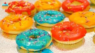 ПОНЧИКИ DONUTS в духовке - ну, оОчень вкусные!