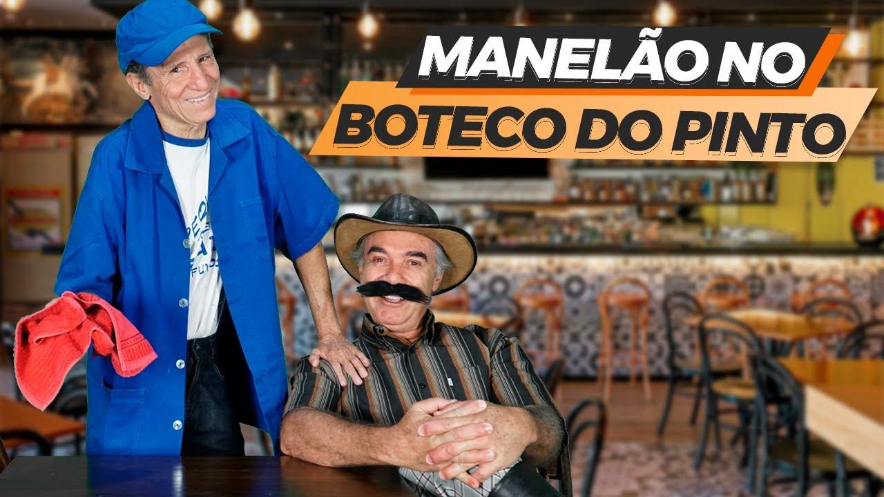 Download MANELÃO NO BOTECO DO PINTO | Humor com Nilton Pinto e Tom Carvalho