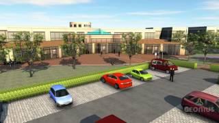 Nieuwe situatie Raadhuis Landgraaf