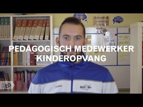 Pedagogisch medewerker kinderopvang (SBB)