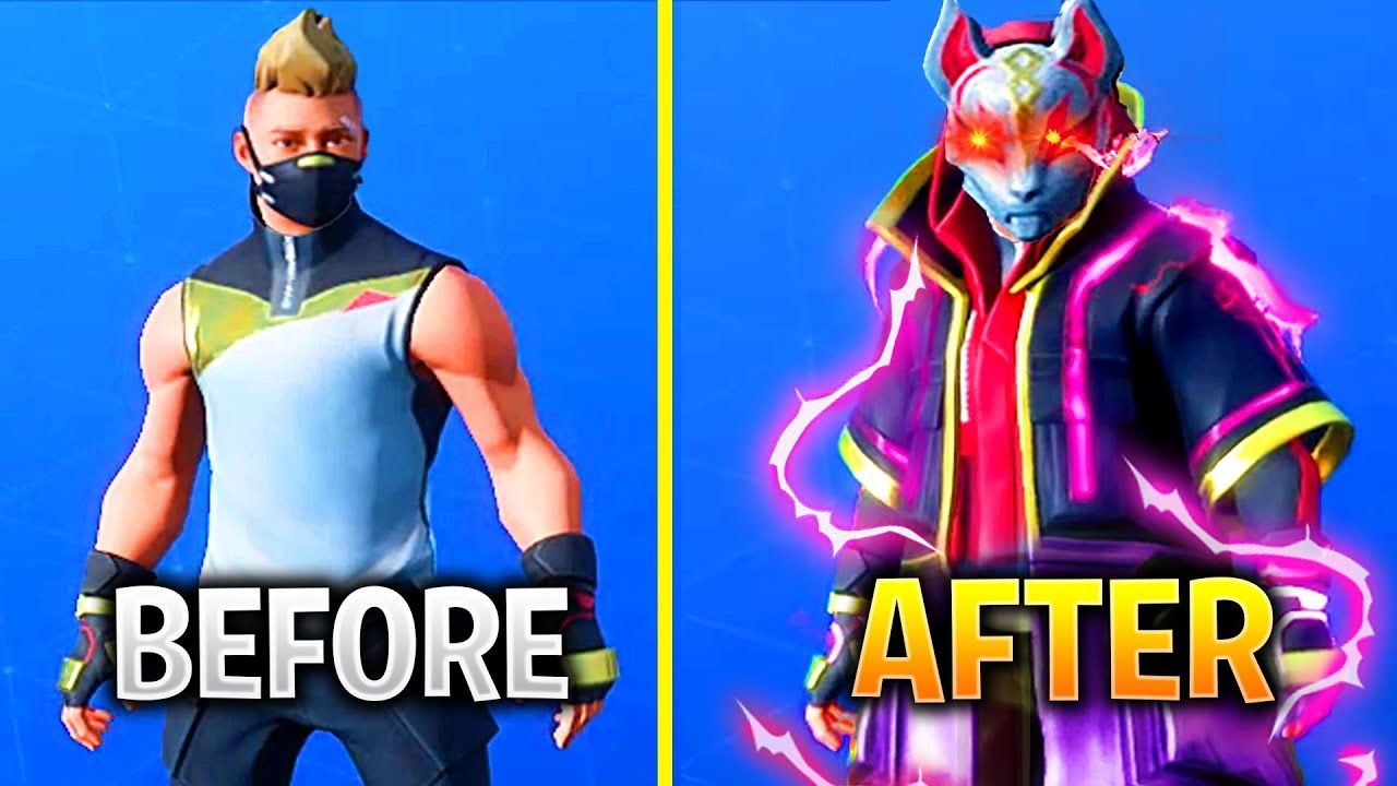 How To Unlock Max Level Drift Skin In Fortnite Season 5 Fastest Way