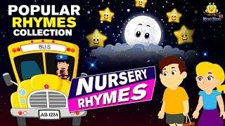 English Rhymes For Kids   Kids Songs   Nursery Rhymes Song Compilation from Koo Koo TV
