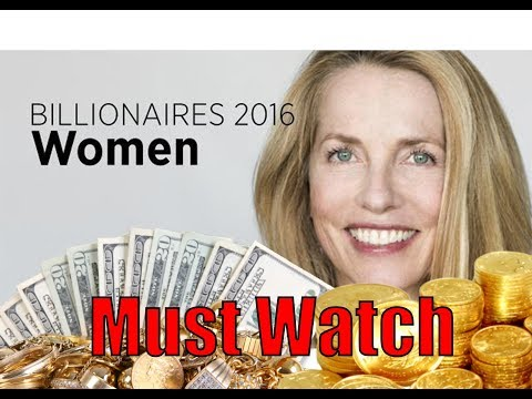 Top 10 Most Richest Women in the World