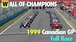 [1080p50] 1999 Canadian GP - Full Race