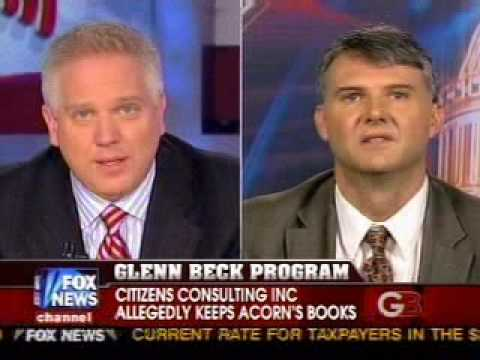 Glenn Beck investigates ACORN with Kevin Mooney from the Washington Examiner