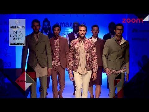 Amazon India Fashion Week Spring Summer 2017  | Day 2