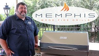 Memphis Wood Fired Grill