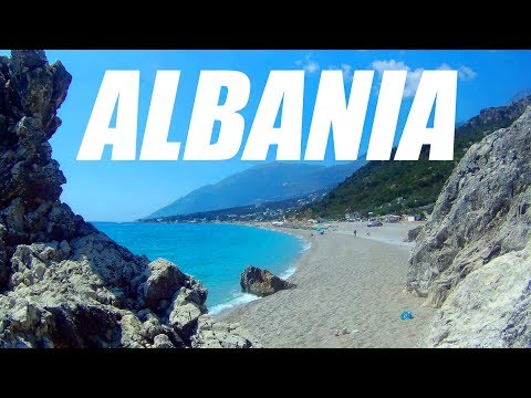 How Are Beaches in ALBANIA? One Day on the Albanian Riviera