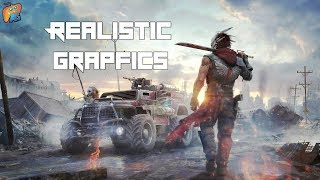 Top 10 Android & IOS Games With Realistic Graphics 2017 [AndroGaming]