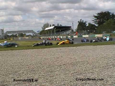 Irish Formula Vee Race, Mondello Park 7-6-9