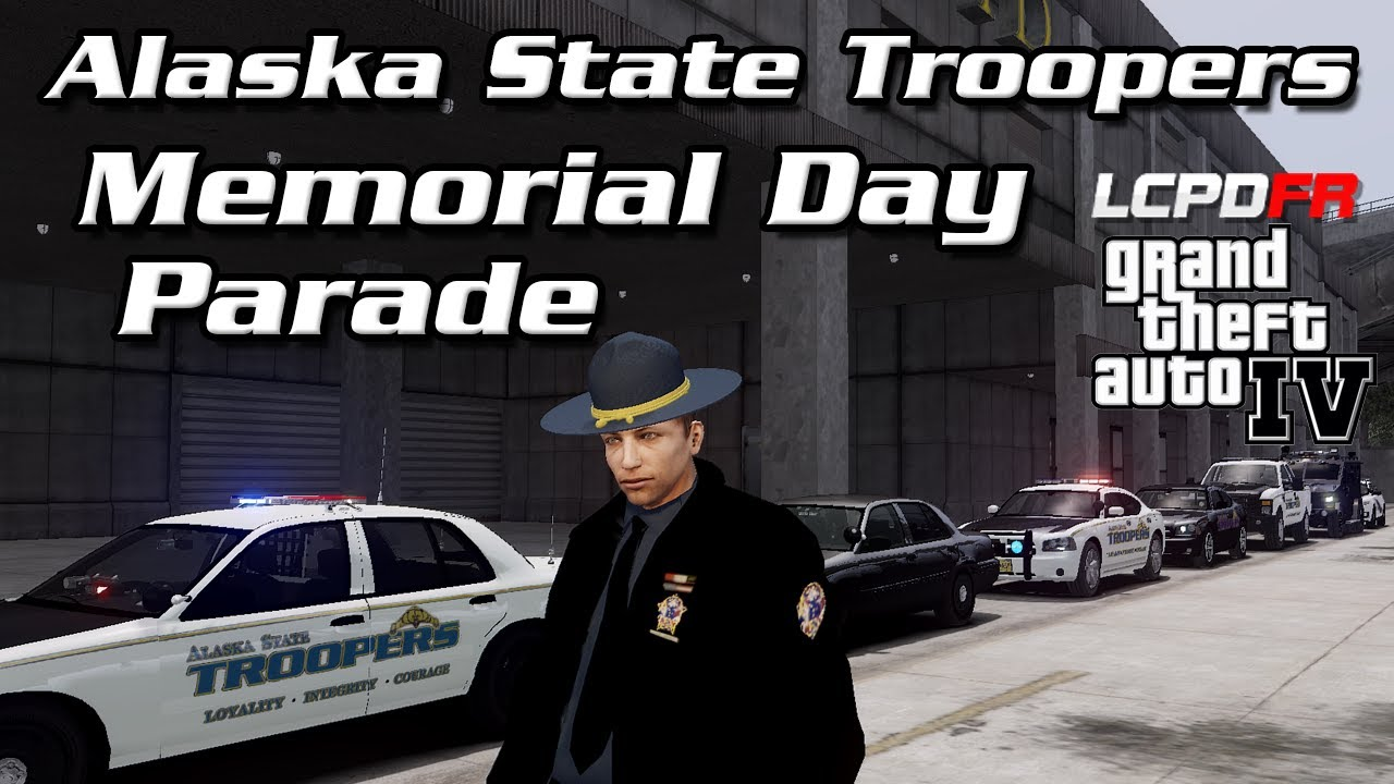 AST Clan GTA IV Memorial Day Parade YouTube