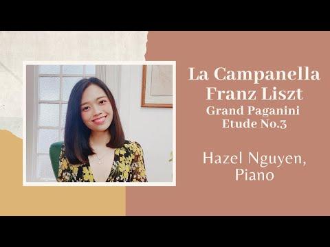 Liszt La Campanella Grandes études De Paganini, S.141 (Take 2) March 18th 2019