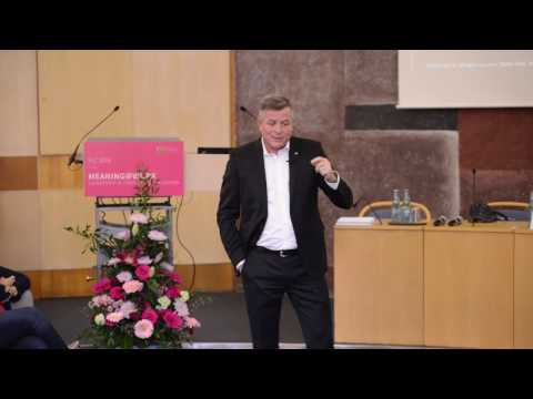 How To Create Meaning in the Digital Era | Stefan Ries, CHRO of SAP | FLI Conference 2016