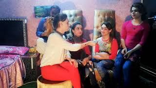 Rimal Ali chatai deta howa mishi Shah ko with sunny Jan anny Jan guru goolo and Mahi