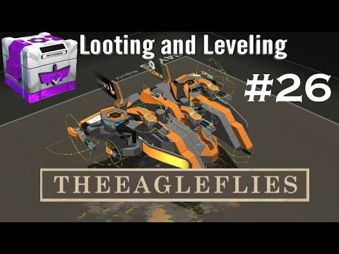 Robocraft | Part 26 | Leveling and Looting | Promo Code ...