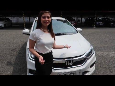 2018 HONDA CITY VX NAVI Test Drive and Tour   PHILIPPINES   VLOG