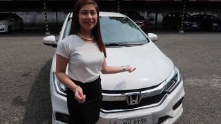 2018 HONDA CITY VX NAVI Test Drive and Tour | PHILIPPINES | VLOG