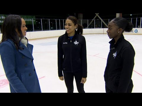 This figure skating program is helping young women of color fight discrimination