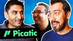 PICATIC hired 3 DEVELOPERS from Vanhack