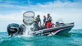 NITRO Boats: 2016 ZV21 Performance Multi-Species Fishing Boat