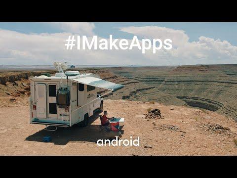 #IMakeApps | Sterling Udell | RV nomad | Terra Time Pro | United States |