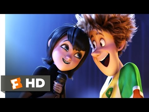 Hotel Transylvania (2012) - The Zing Song Scene (10/10) | Movieclips