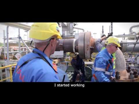 TOTAL Raffinerie hinter den Kulissen