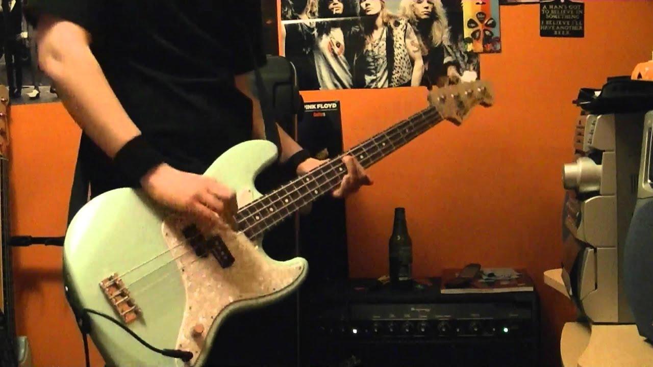 how to get a bass tone like mark hoppus