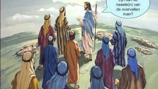 De barmhartige samaritaan: Lucas 10: 25-37 (dutch)