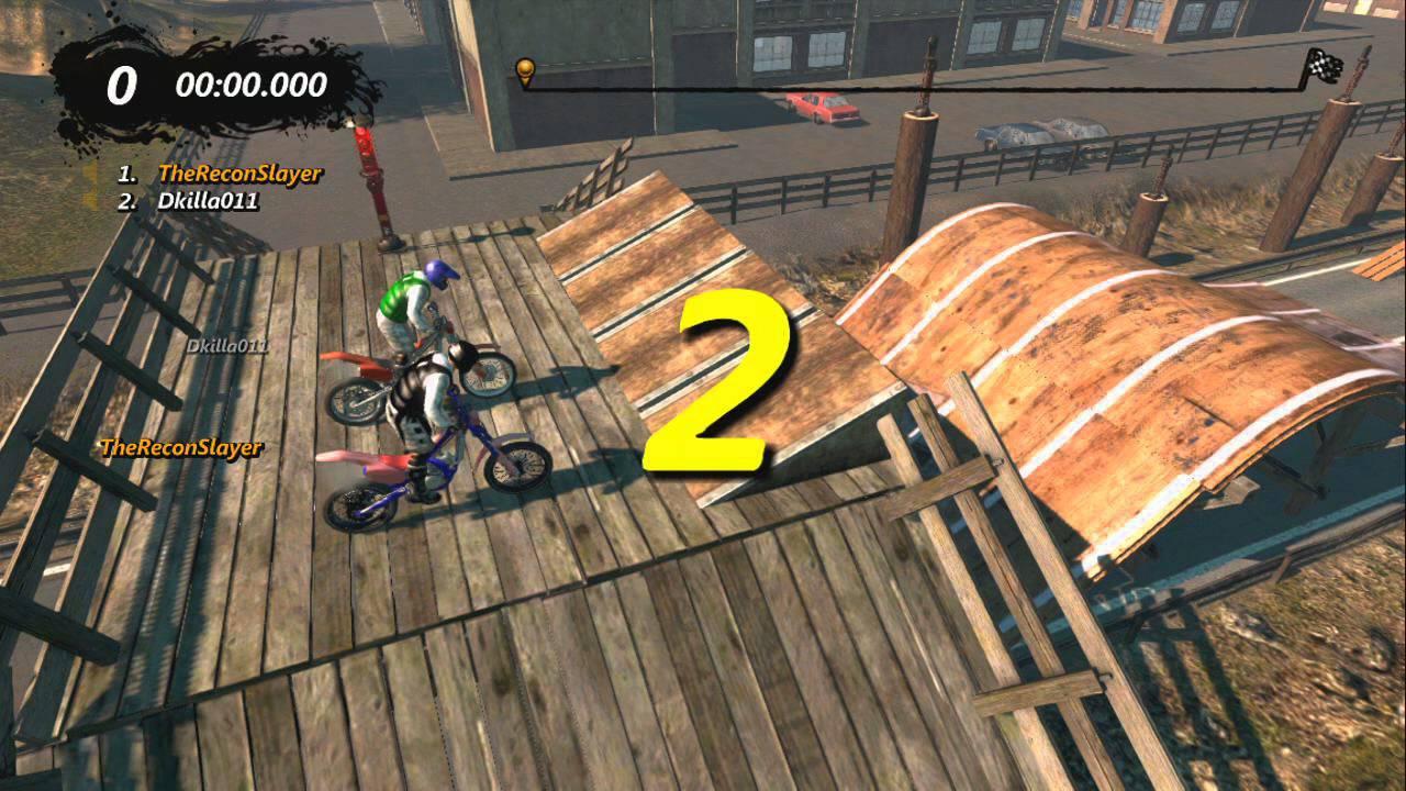 Trials Bike Games