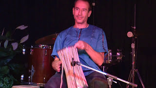 Crazy Talking Drum Solo!