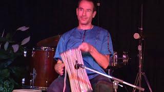 Crazy Talking Drum Solo!
