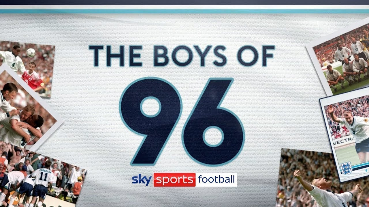 The Boys of '96 | Episode 4 | Reuniting the England squad from Euro '96! 🏴🦁