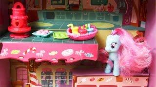Słodka Cukiernia Rainbow Dash / Sweet Rainbow Bakery - My Little Pony - Www.megadyskont.pl