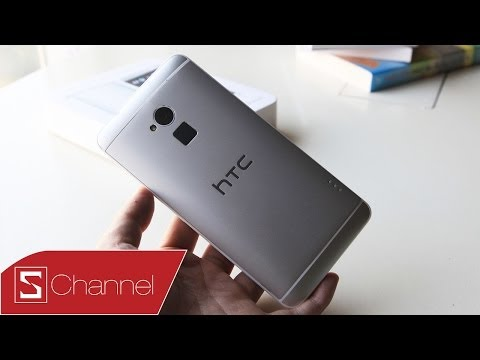 [Schannel] Đánh giá HTC One Max: Loa ngoài tốt, màn hình đẹp, cảm biến vân tay khó dùng - CellphoneS