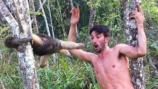 Bizarre Animals Caught Barehanded