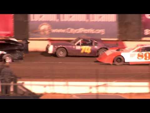 Perris Auto Speedway PASSCAR Super Stocks Main Event 5-13-17