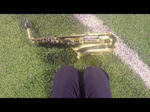 Romeoville High School Marching Spartans U of I 2017 Alto POV