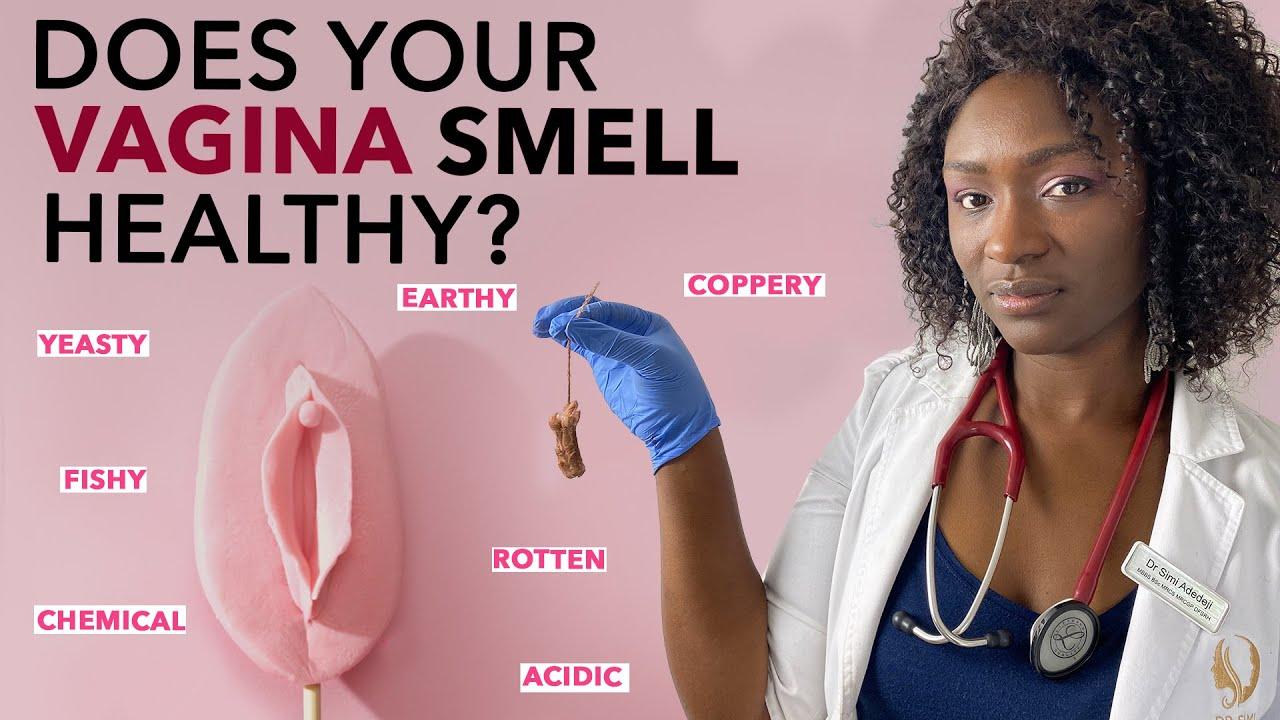 Why Does Vigina Smell