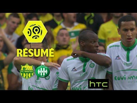 FC Nantes - AS Saint-Etienne (0-0)  - Résumé - (FCN - ASSE) / 2016-17