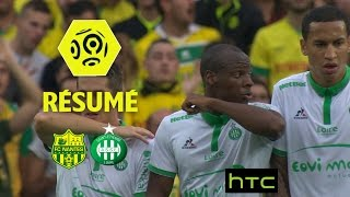 Video Gol Pertandingan FC Nantes vs AS Saint-étienne
