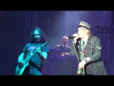 Avantasia - Ghost in the Moon (Prešov 27.3.2019)