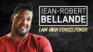 Jean-Robert Bellande - I Am High Stakes Poker [Full Interview]
