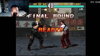Download Walkthrough Tekken 3 Jurus Paul singa gen (uncut version)